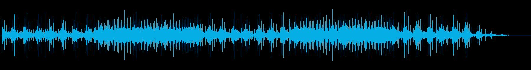 大人な雰囲気のコミカルタッチなサックス曲の再生済みの波形