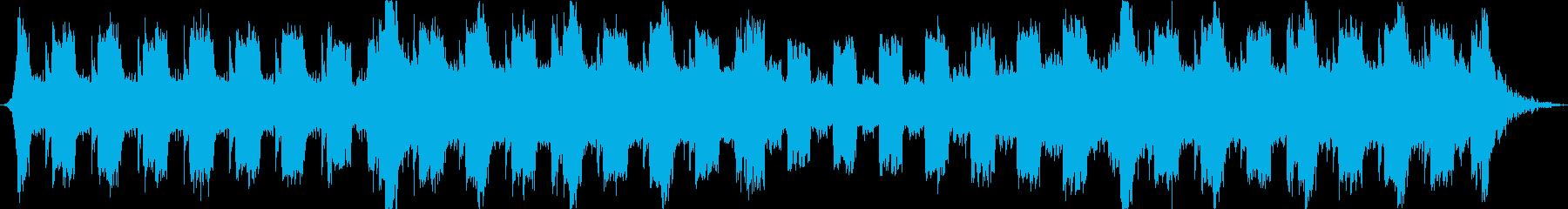 スポーツ・洋楽ロック・迫力・パワフルの再生済みの波形