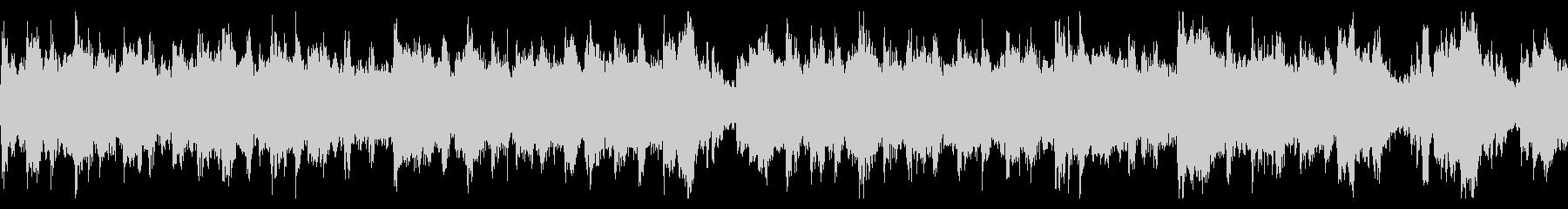 ディズニー風・吹奏楽マーチ曲・ループ仕様の未再生の波形