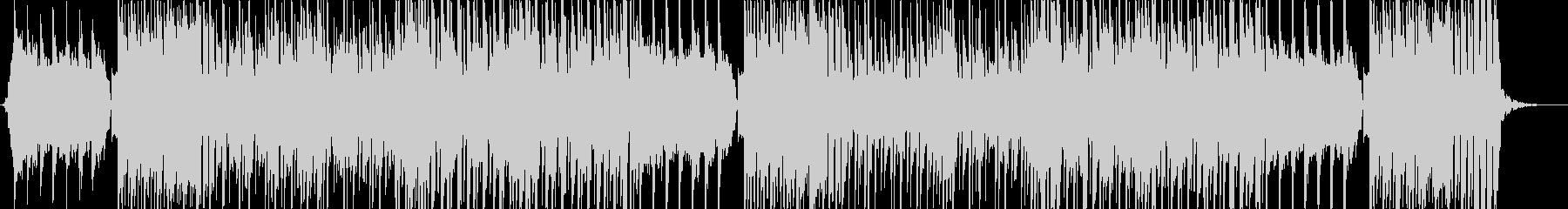 おしゃれでエモいFuture Bass2の未再生の波形