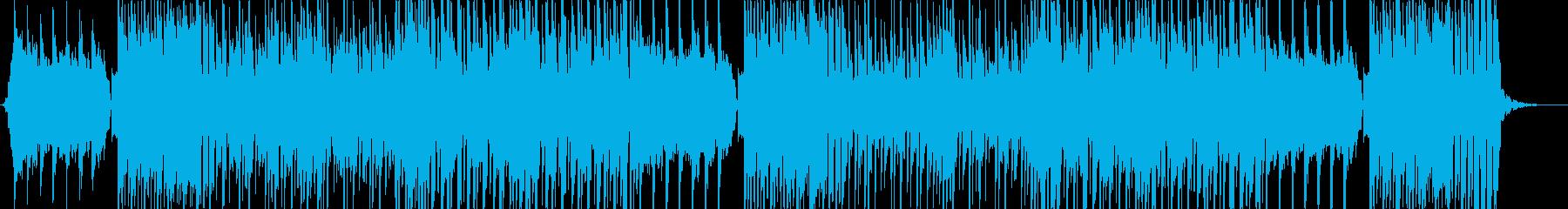 おしゃれでエモいFuture Bass2の再生済みの波形