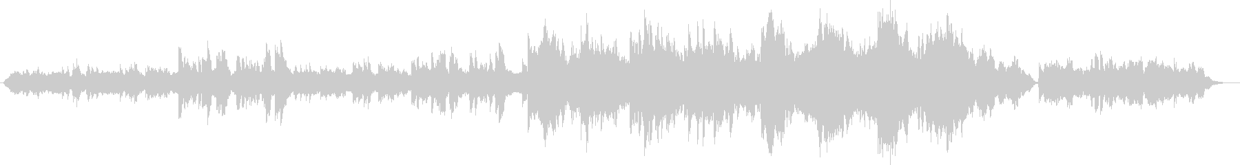 Happiness played by a harp chord's unreproduced waveform