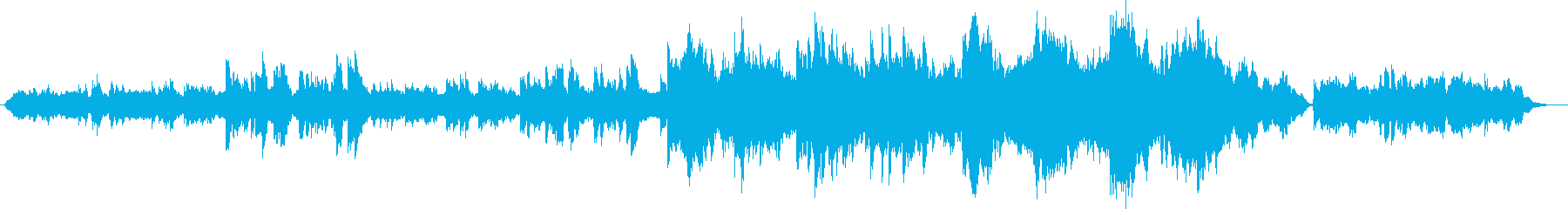 Happiness played by a harp chord's reproduced waveform