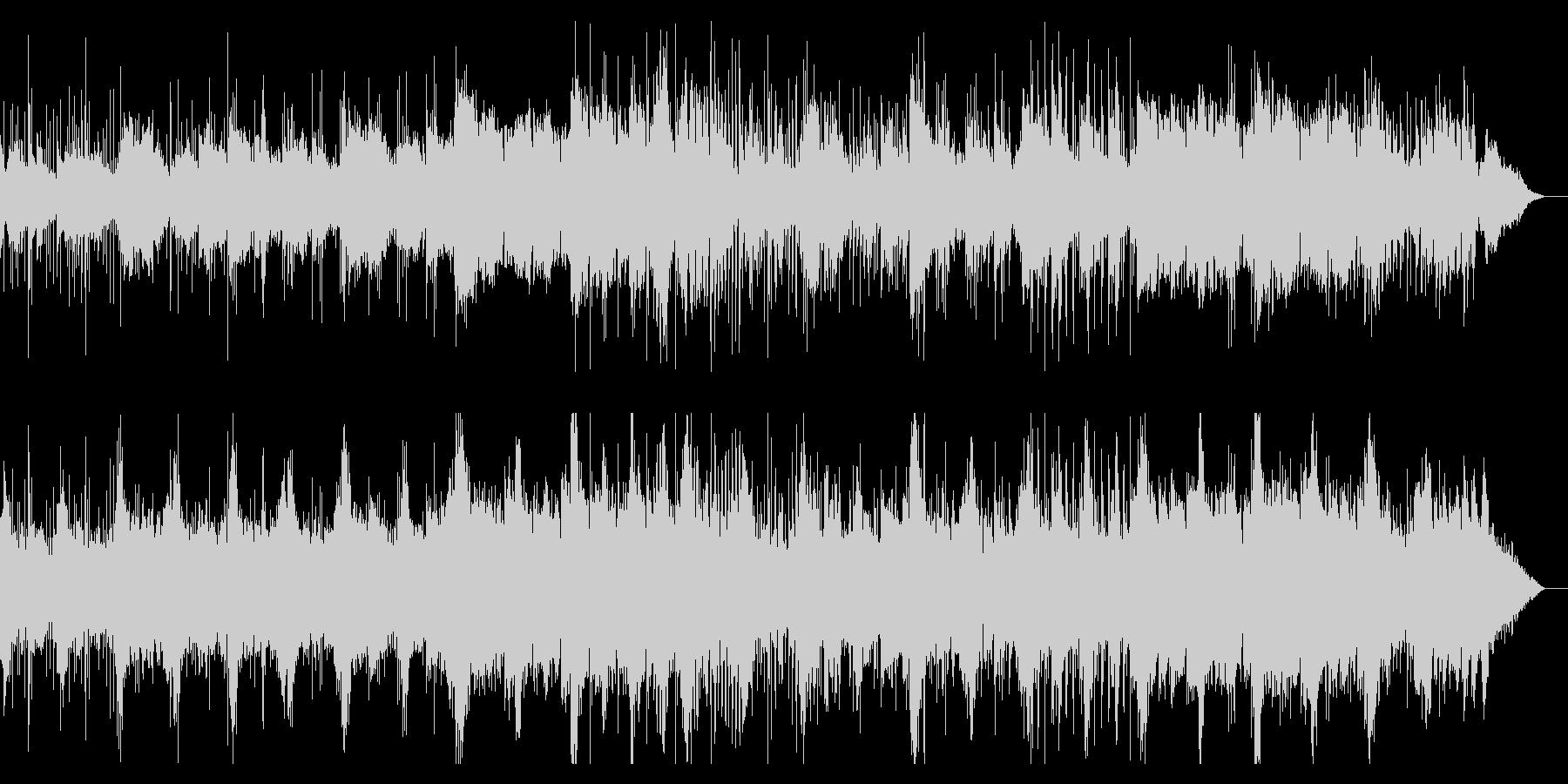静かに忍び寄るIDMの未再生の波形