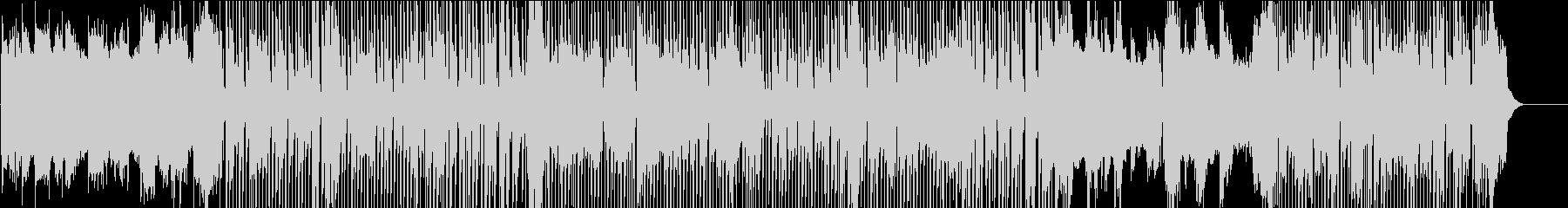 軽快でメランコリックなメロディーを...の未再生の波形
