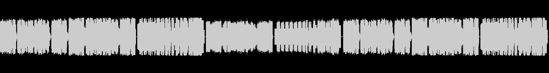 童謡「たなばたさま」をファミコン風音源での未再生の波形