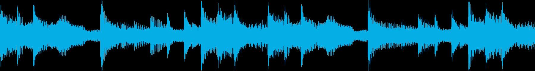 ピコピコ可愛い雰囲気/ファミコンの再生済みの波形