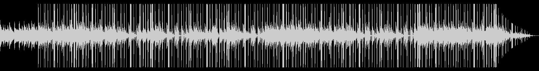 ゆったり コーラス ピアノ Lo-Fiの未再生の波形