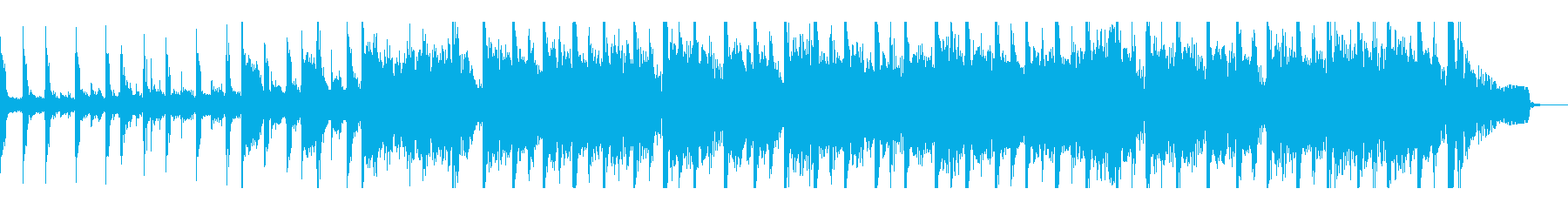 EDM Podcast Opener's reproduced waveform