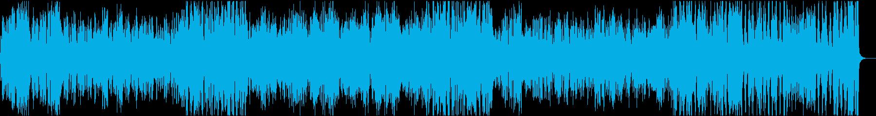 ピアノ名曲モーツアルト 上品であり軽快の再生済みの波形