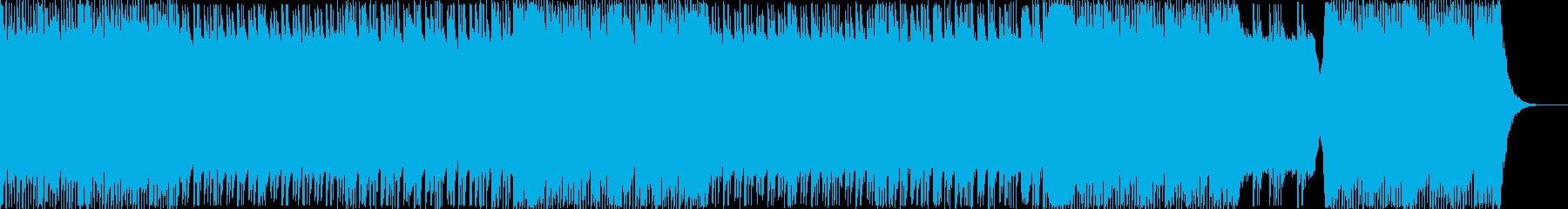 民族系/重低音/808/Beats/#1の再生済みの波形