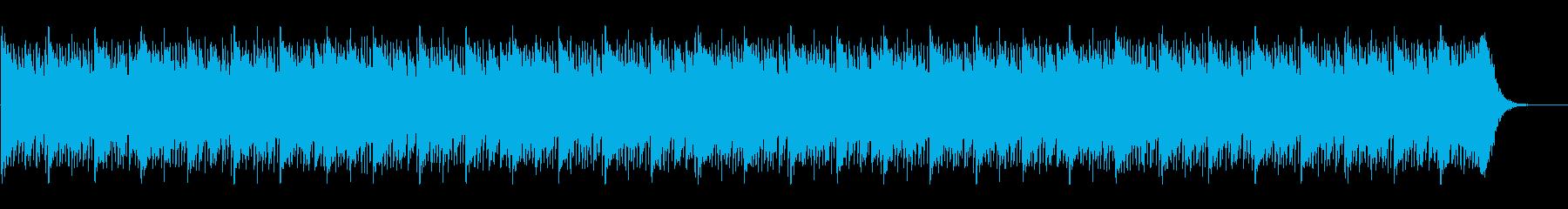 サスペンス:事件02の再生済みの波形