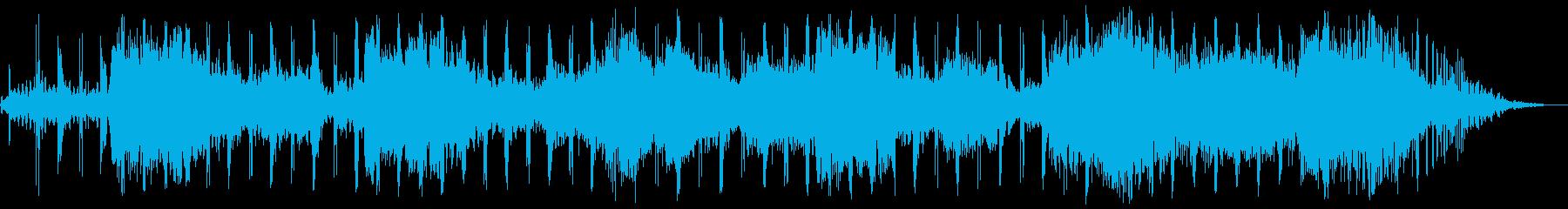 【ホラー】 BGM 46 不都合な真実の再生済みの波形