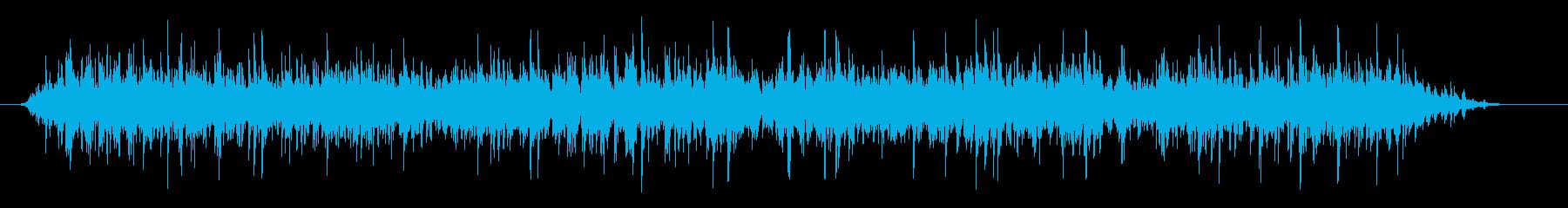エルロシオエルポシトの再生済みの波形