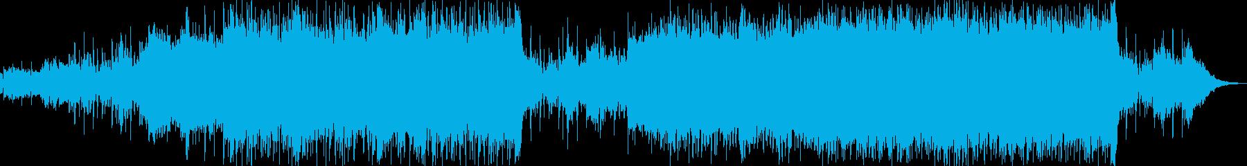 法人 センチメンタル 電子打楽器 ...の再生済みの波形