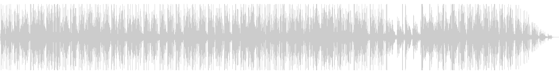 Fashionable and cool piano jazz's unreproduced waveform