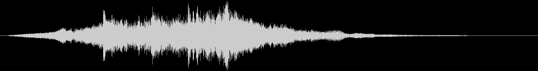 サウンド・ロゴ4、企業、コンテンツ Bの未再生の波形