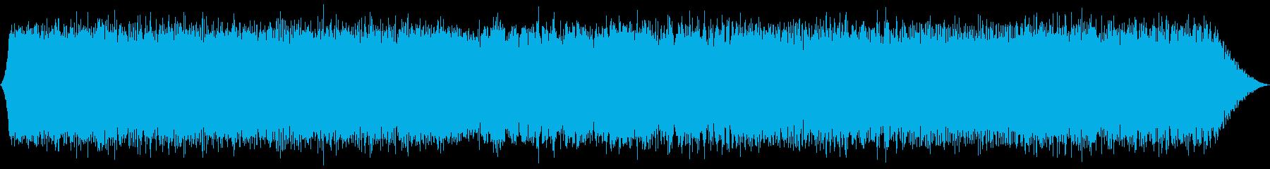 文字化けしたレーザー干渉の再生済みの波形