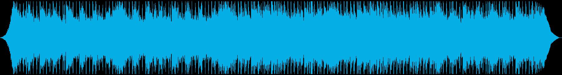 代替案 ポップ アンビエント 民謡...の再生済みの波形