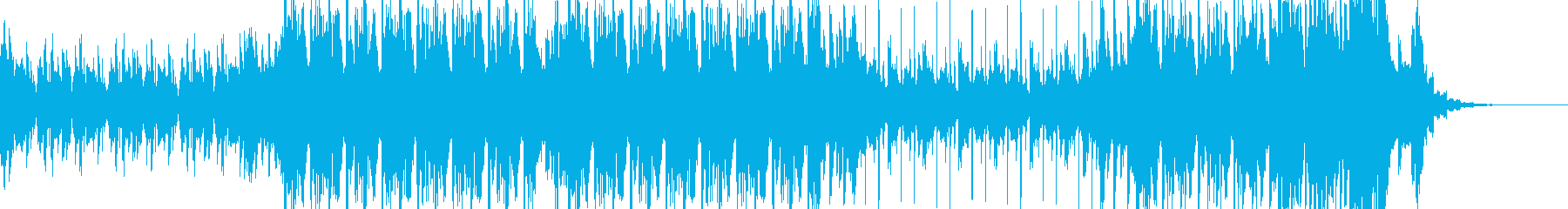 Simple house, garage's reproduced waveform
