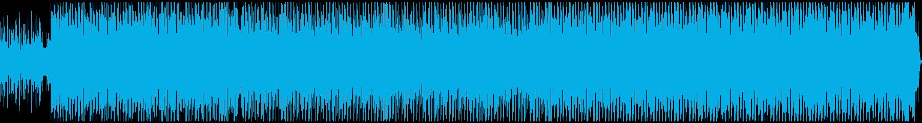 ラジオ、オープニング、ファンク、サックスの再生済みの波形