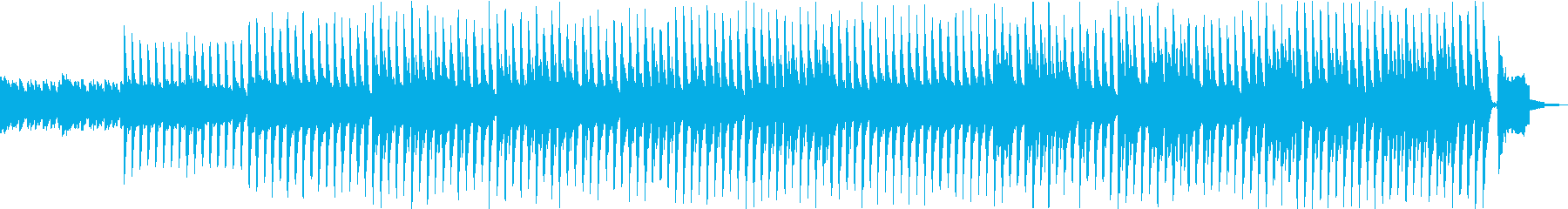 キッズ、教育系、可愛い・マリンバと口笛の再生済みの波形