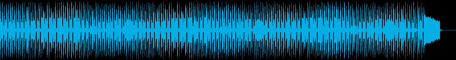 呼び込み君っぽい曲の再生済みの波形
