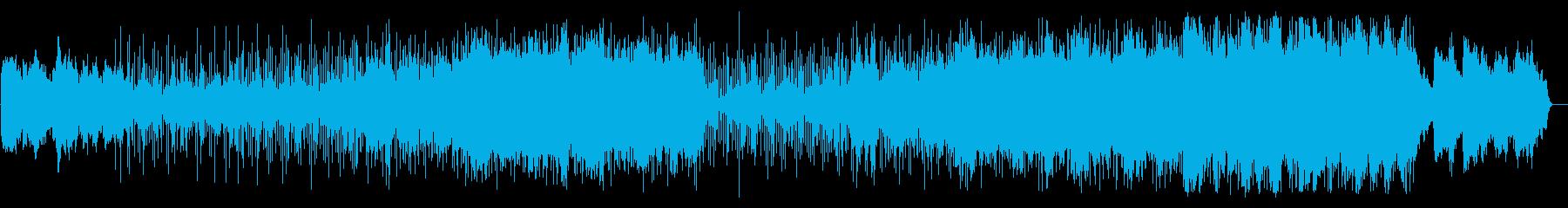 ノスタルジックバイオリンのフリーソウルの再生済みの波形