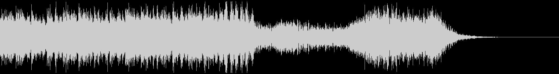 【予告編】ハリウッド・トレーラー・ダークの未再生の波形