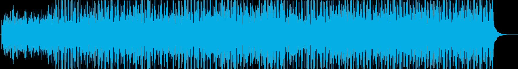 オープニングアクトの再生済みの波形