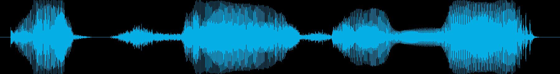 ごちそうさま…の再生済みの波形