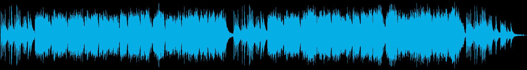 合唱曲 児童合唱 2パターン 卒業式 の再生済みの波形
