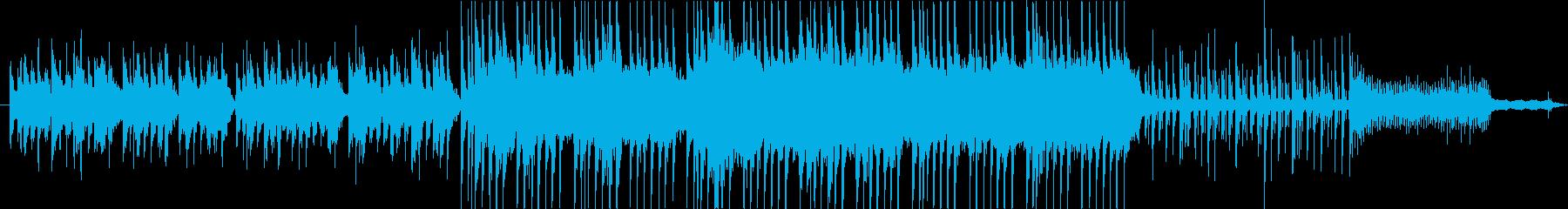 Puntroの再生済みの波形