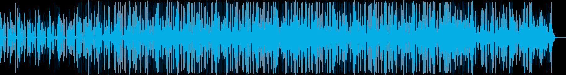 シネマティック 技術的な 静か 楽...の再生済みの波形