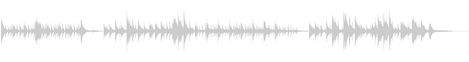 Moist ballad piano 2's unreproduced waveform