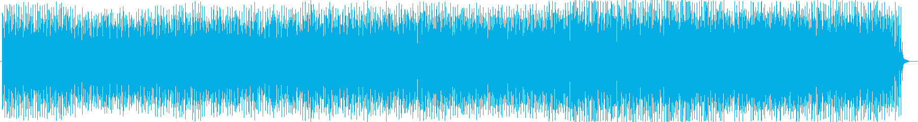 爽やかで落ち着きのあるエレクトロポップの再生済みの波形