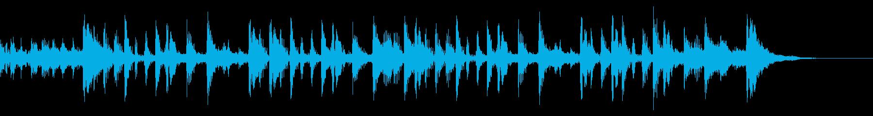 偽装されたALT。混合の再生済みの波形