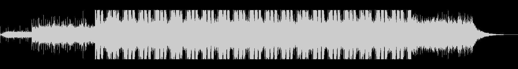 まろやかでマイナ―なシンセサウンドの未再生の波形