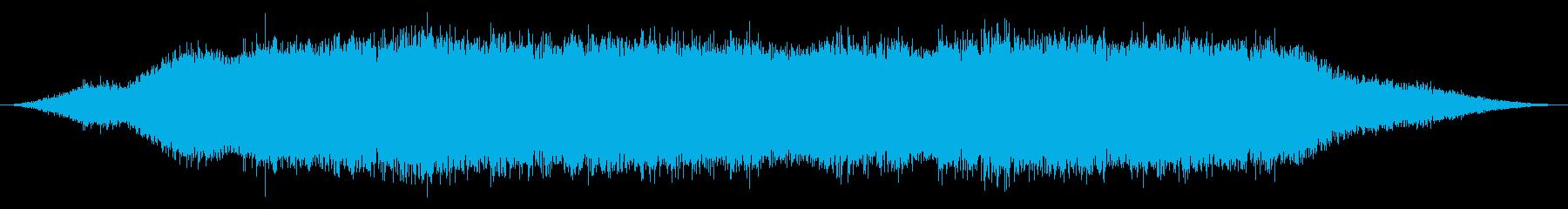 L-1011旅客機:内線:補助エン...の再生済みの波形