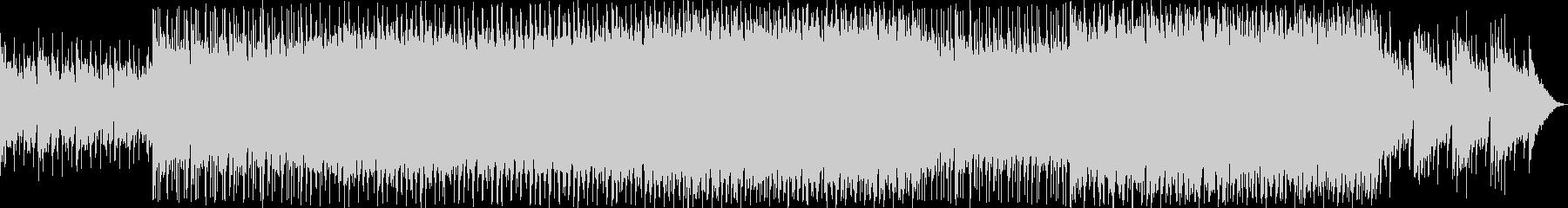 底抜けに明るいキラキラトロピカルポップの未再生の波形