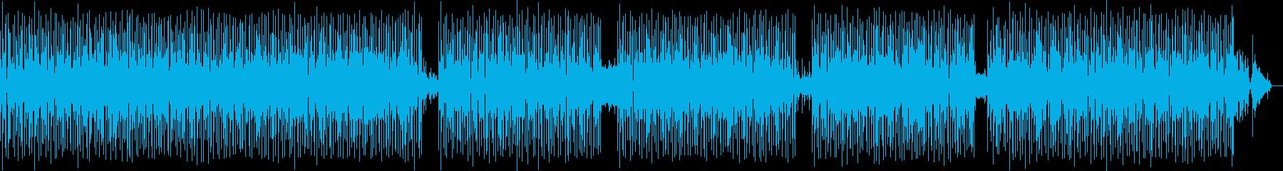 「深夜」バイブに安定したグルーブを...の再生済みの波形