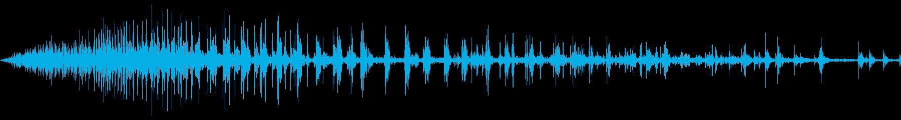 ロープ:TENSION CREAK...の再生済みの波形