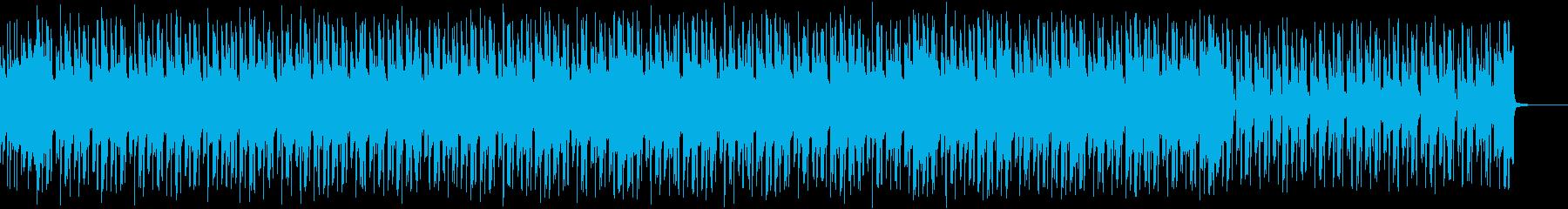 ミッション・推理・クイズ・ミステリーの再生済みの波形