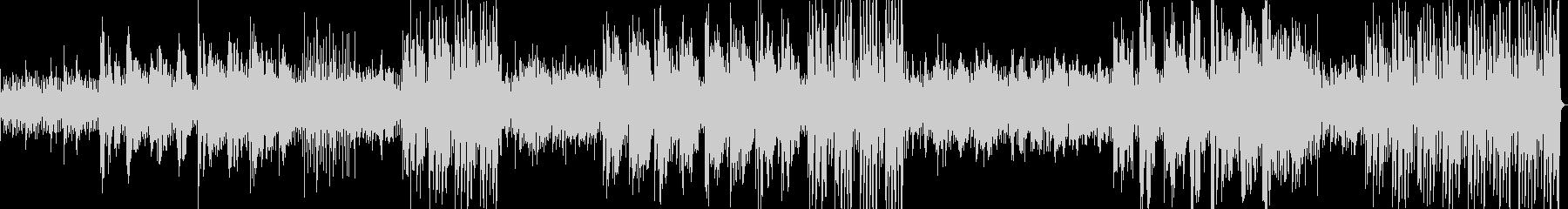 ソロボーカルとアコースティックギタ...の未再生の波形