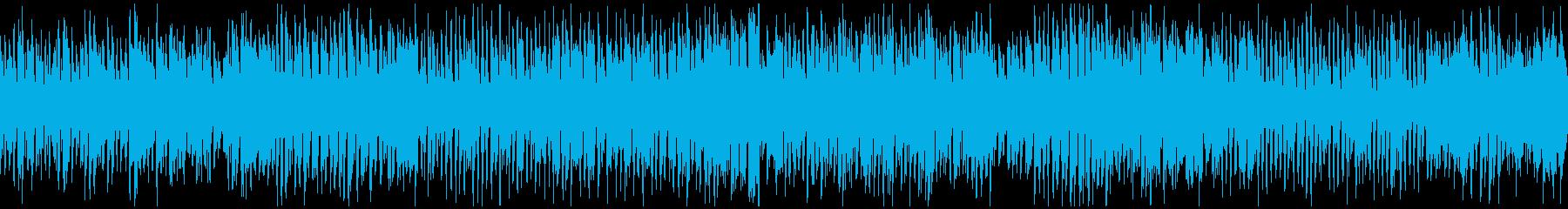リコーダー生演奏お笑いコメディ※ループ版の再生済みの波形