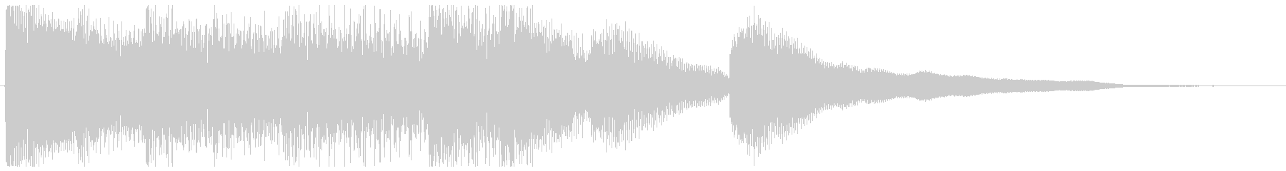Created with sound logo and piano solo's unreproduced waveform