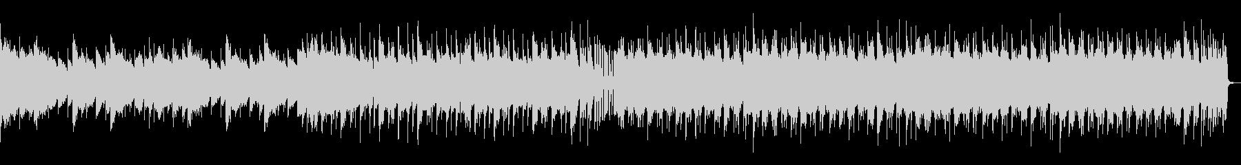 きらびやかなハウス_No656_3の未再生の波形