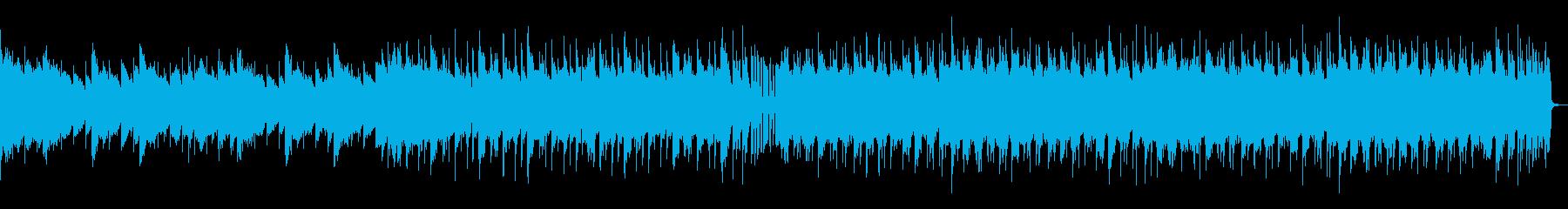 きらびやかなハウス_No656_3の再生済みの波形