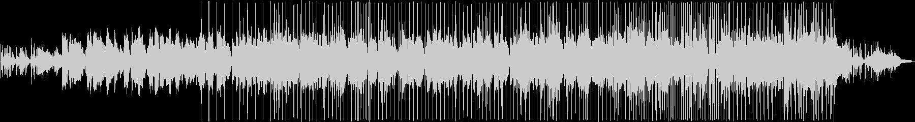 優しい雰囲気のバラード8の未再生の波形