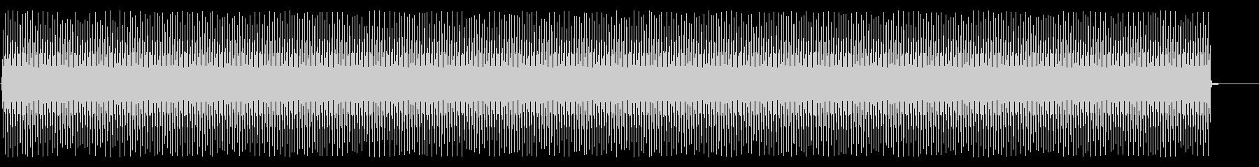 ヘビーグラウンドハム、ショートの未再生の波形